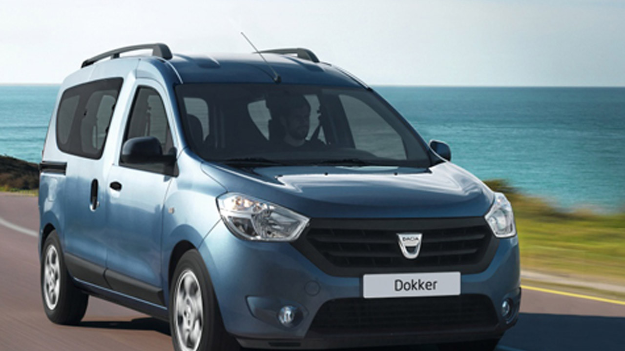 TBI Rent Dacia Dokker ©Dacia