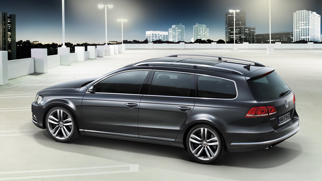 TBI Rent VW Passat Variant ©Volkswagen Group