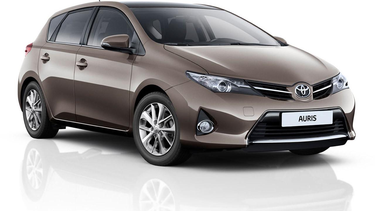 TBI Rent Toyota Auris ©Toyota.bg